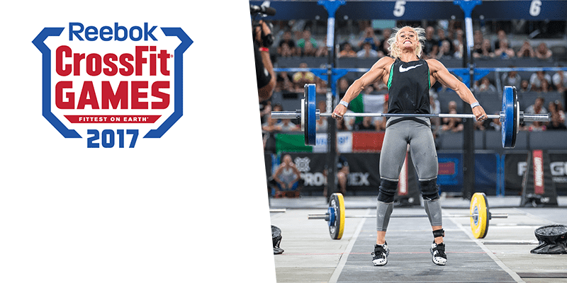 CROSSFIT NEWS – The Results of The Female 1RM Snatch Event at CrossFit Games Are in!