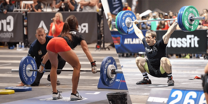 8 Challenging Snatch Workouts every Crossfitter Must Try