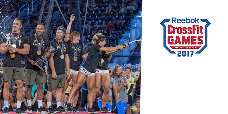 Team Wasatch Beat CrossFit Mayhem to Win The CrossFit Games!