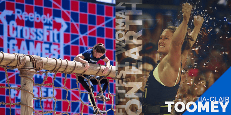 CrossFit Games Winner Tia-Clair Toomey Shares Her Highlights from The Games