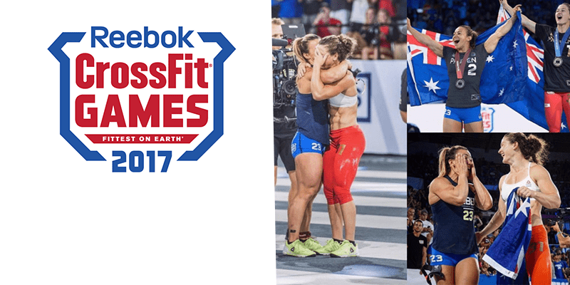 The Amazing Moment When Tia-Clair Toomey was Declared Champion of The 2017 CrossFit Games!