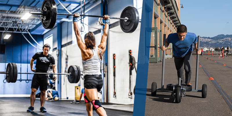 5 Sled Push Workouts to Burn Fat and Build Mental Toughness for Crossfitters
