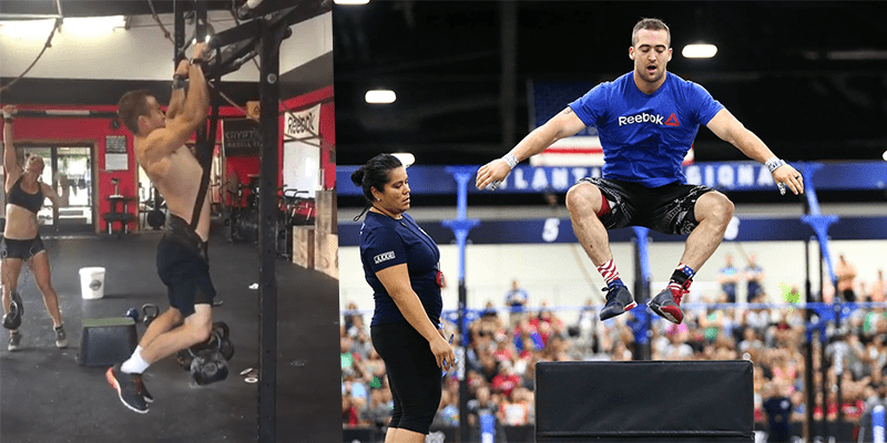 Judge Ben Smith's 67kg / 149 lb Weighted Pull Up – Rep or No Rep?