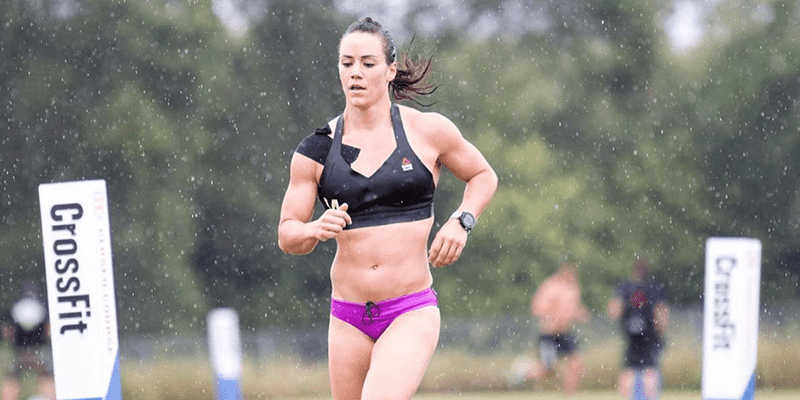 Camille Leblanc Bazinet's Husband Competes in Bodybuilding Competition