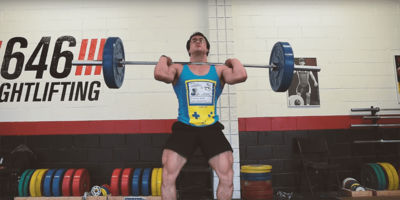 Clarence Kennedy Tutorial – How to Clean and Jerk