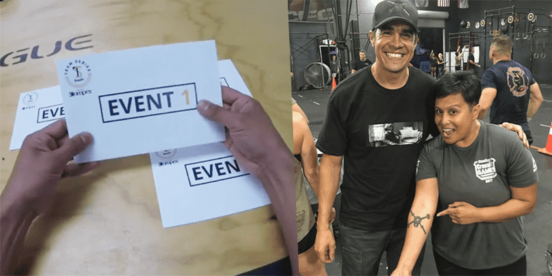 BREAKING NEWS – Dave Castro Announces Workout 1 of The 2017 CrossFit Team Series!