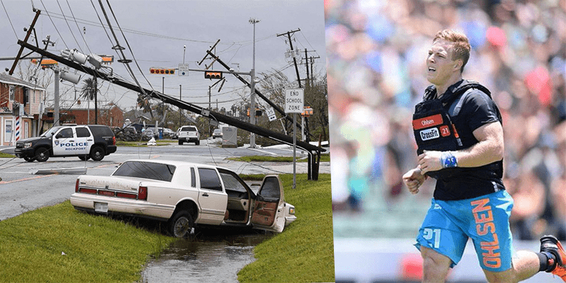 CrossFit Games Athletes Noah Ohlsen and Alex Andersen Raise over $34K for Victims of Hurricane Harvey