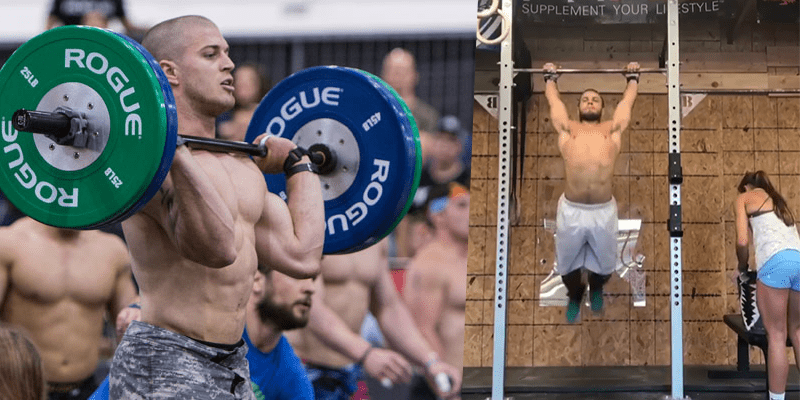 CrossFit Games Athlete Sets Challenge for ALL Kipping Pull Up Internet Trolls