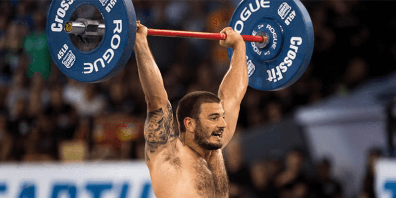 "Mat Fraser Takes on ""Impossible"" Workout"