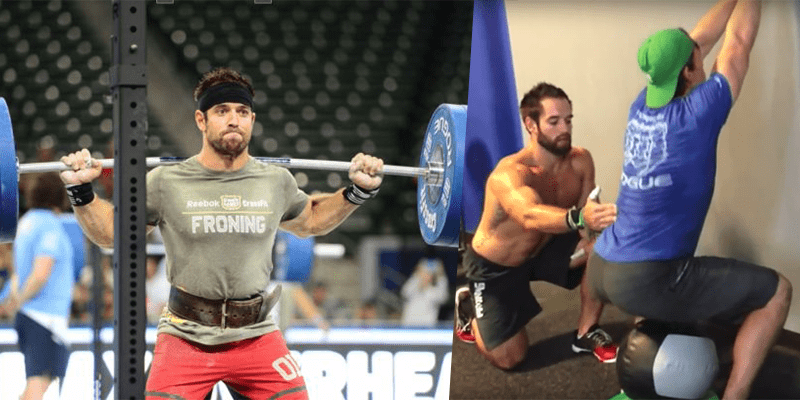 CrossFit Tips from Rich Froning – How to Perfect Your Squat