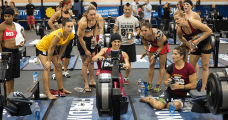 Rowing crossfit workouts