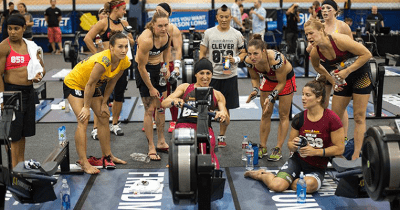 conditioning crossfit workouts