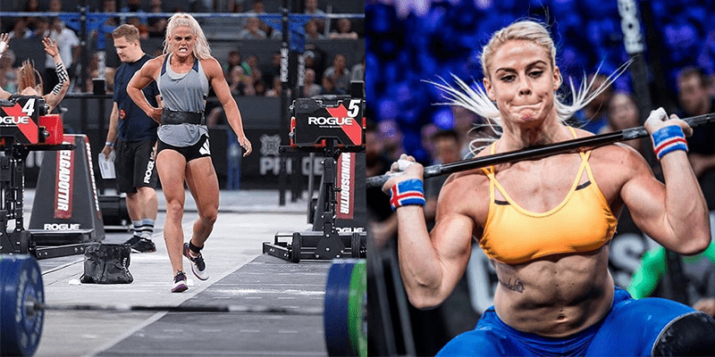Fun Memes for Badass Female Crossfitters :)