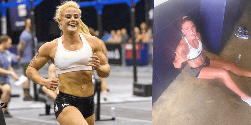 Train like a Champion: Barbell Workout from Sara Sigmundsdottir