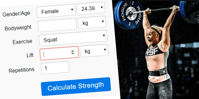Basic Strength Lifts Calculator – Are you Strong Enough?