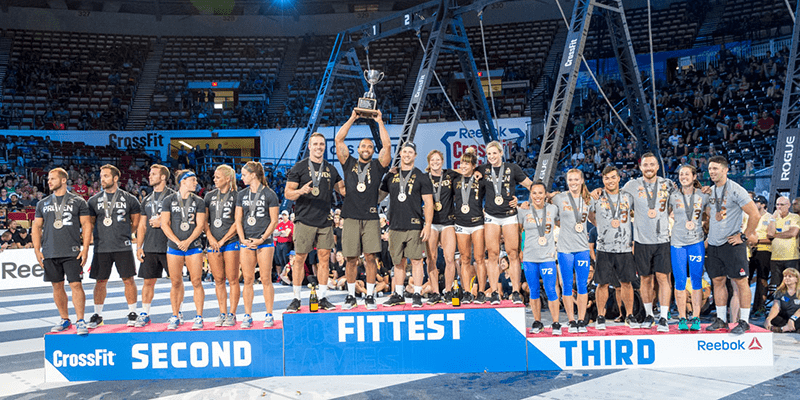 CrossFit Games Athlete Was Pregnant Whilst She Competed at The CrossFit Games