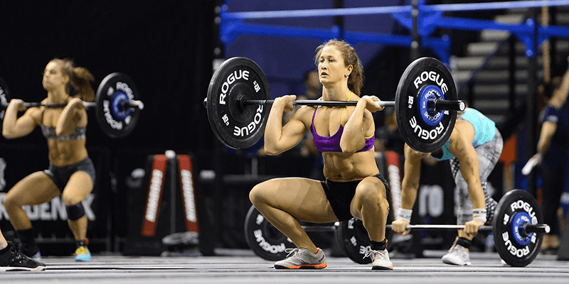 Train like a Games Athlete – 7 Conditioning Workouts for Crossfitters