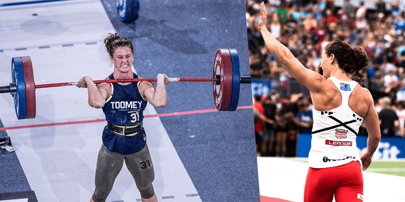 Tia-Clair Toomey Takes 3rd Place in The 2017 Commonwealth and Oceania Weightlifting Championships