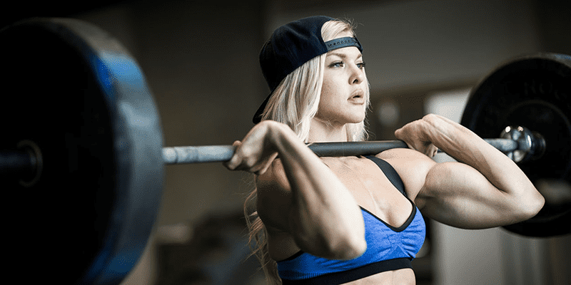 AMAZING TRANSFORMATIONS: Brooke Ence before CrossFit (plus 10 of her Workouts and Training Tips)