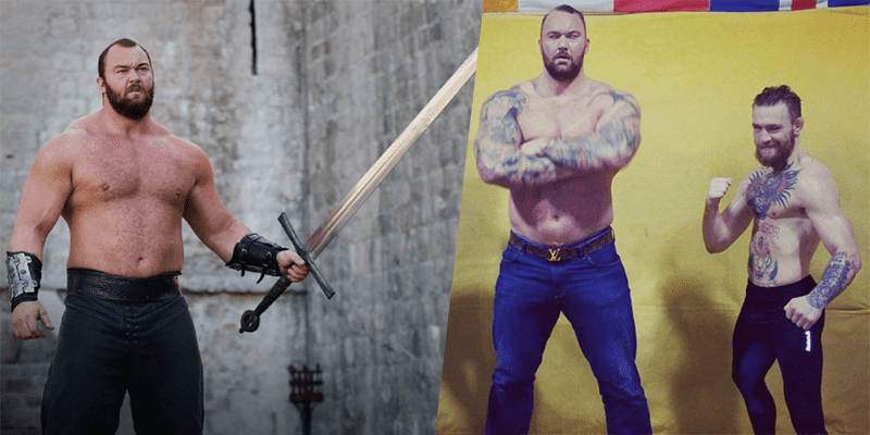 "Hafthor Bjornsson ""The Mountain"" Breaks 2 New World Records!"