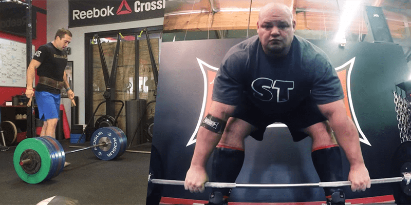 500lb Deadlift from Ben Smith and Technique Tips from Brian Shaw
