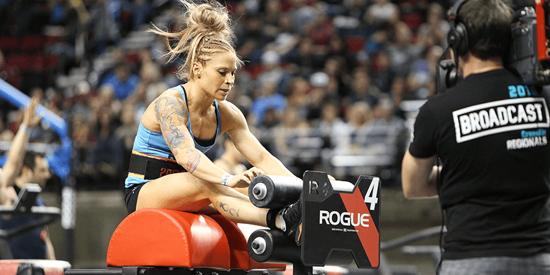 Transformation of Carleen Mathews – From Obesity and Eating Disorders to the CrossFit Games