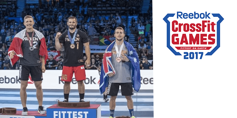 BREAKING NEWS – 2017 CrossFit Games Podium Finisher Disqualified for Taking PEDs!