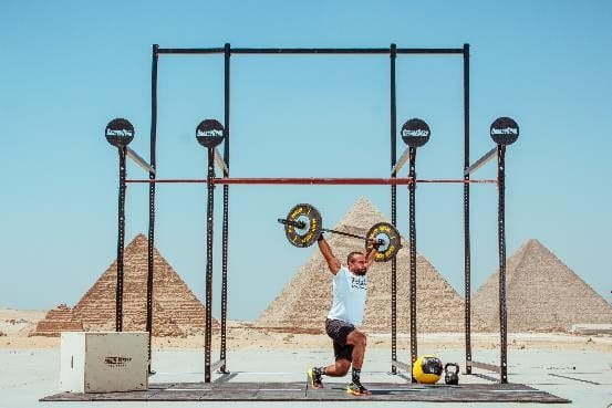 ELFIT Athlete Pyramids
