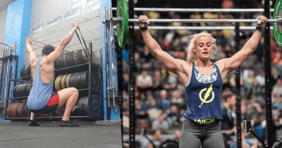 crossfit Mobility problems