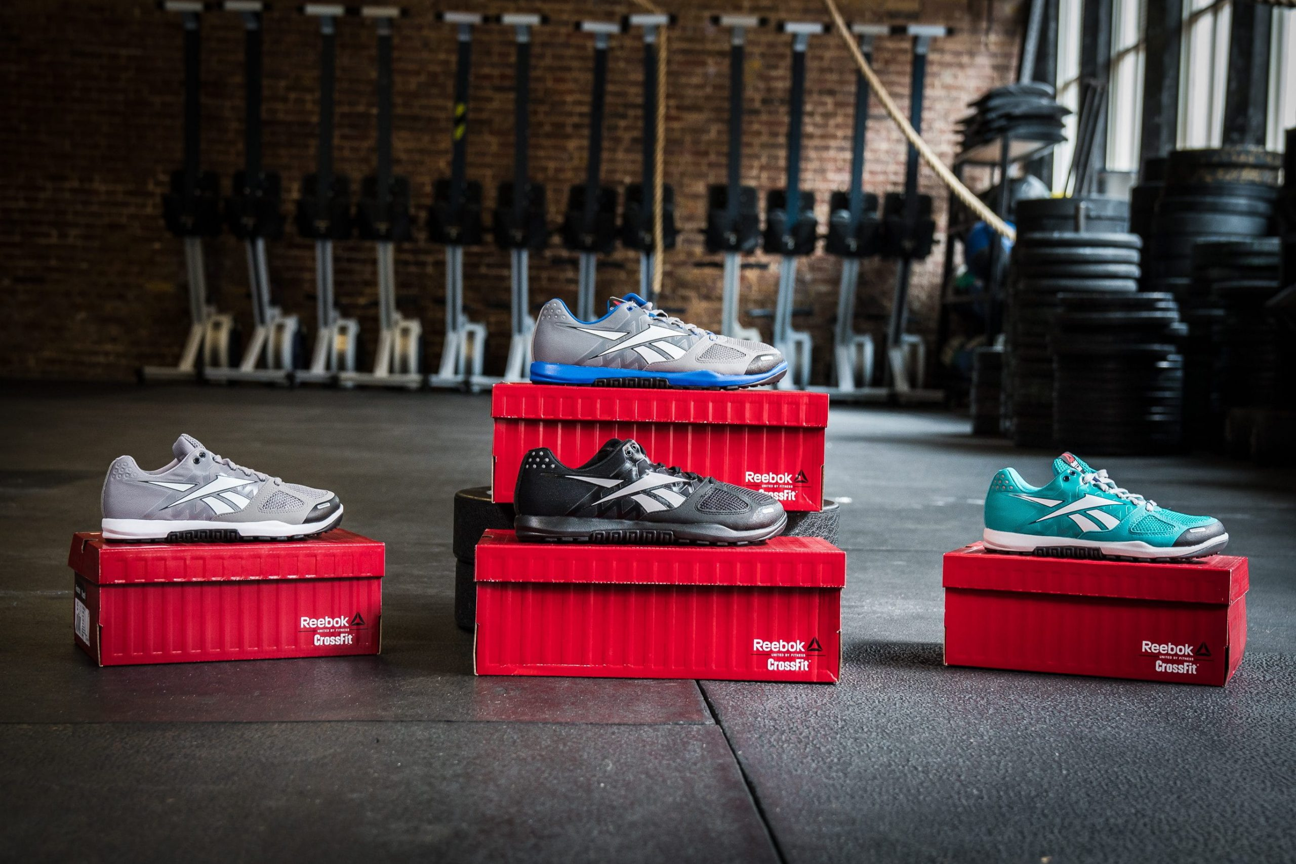 Reebok CrossFit Nano 2.0 with Box