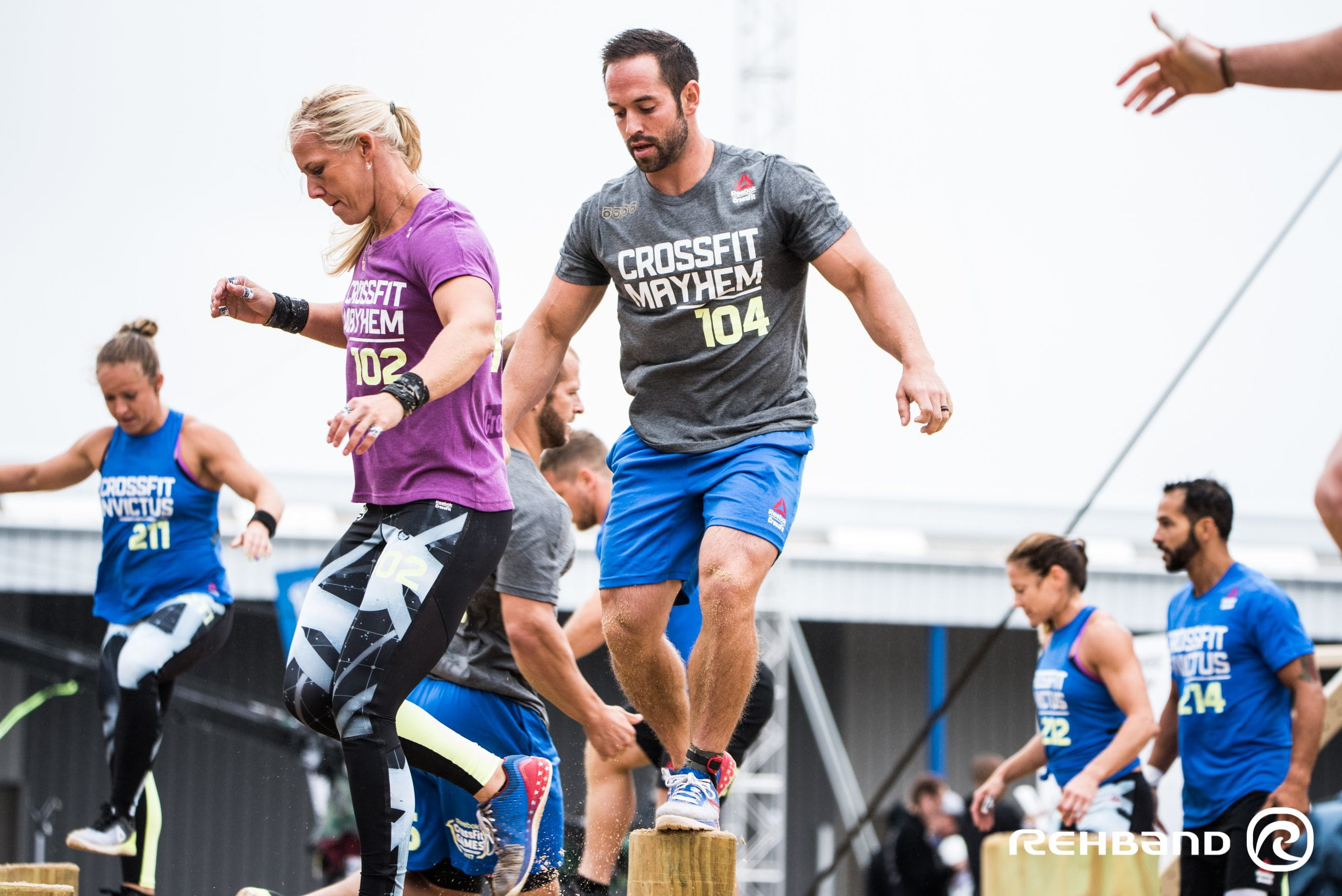 Rich Froning OCR