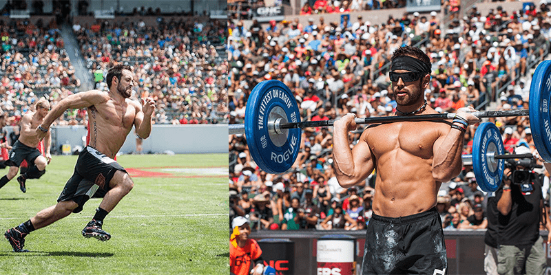 CrossFit Tips From Rich Froning – Getting Stronger without Losing Conditioning