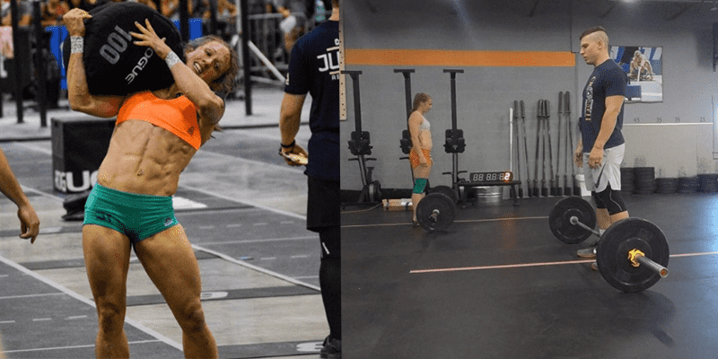 Anna Tunnicliffe Tobias Retires From Individual CrossFit to Compete as a Team Athlete