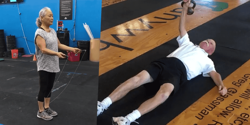 10 Incredible Crossfitters Who Prove That Age Is Just a Number