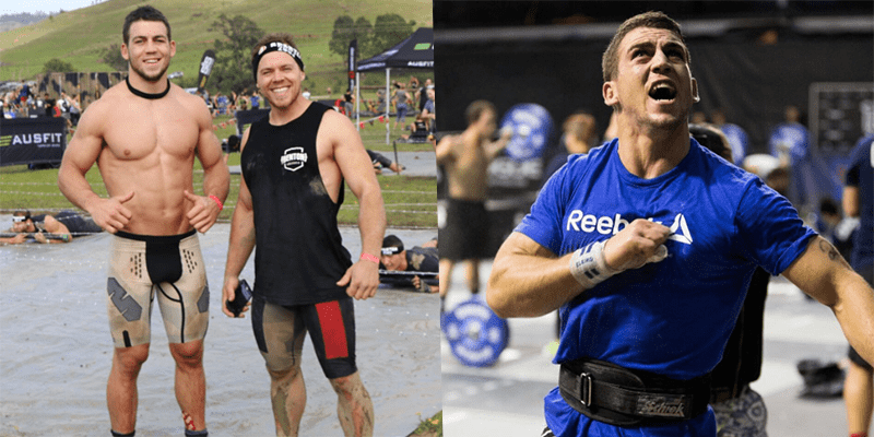 *UPDATE* Ben Garard Talks about His Brother's Drug Ban from The 2017 CrossFit Games