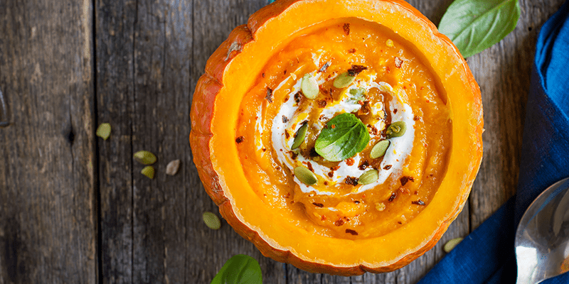 3 Delicious & Healthy Pumpkin Recipes to Keep You Fit in Autumn