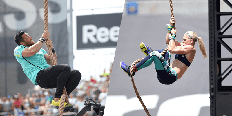 A Few Easy Tricks to Help You Scale Rope Climbs