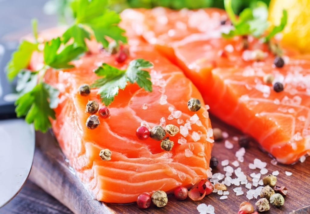 salmon magnesium deficiency