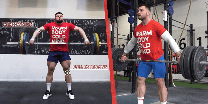 Snatch Pull and Hang Snatch Complex Tips from Olympic Champion Lifter