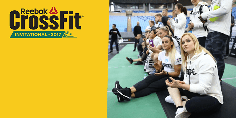 Full Details for Event 3 from The CrossFit Invitationals