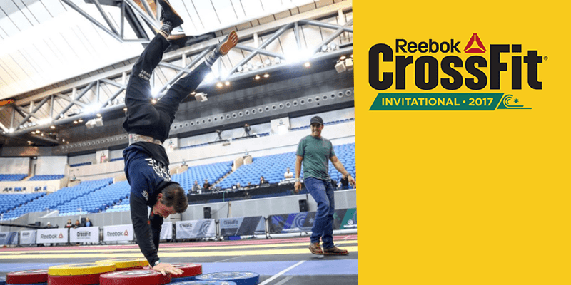 Event 2 of The 2017 CrossFit Invitational Has Been Released!