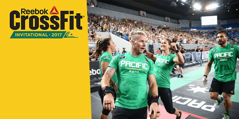 BREAKING CROSSFIT NEWS – The Pacific Team Win the 2017 CrossFit Invitational!