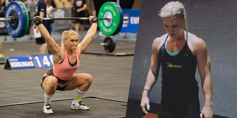 Try This Tough Barbell Workout from Katrin Davidsdottir