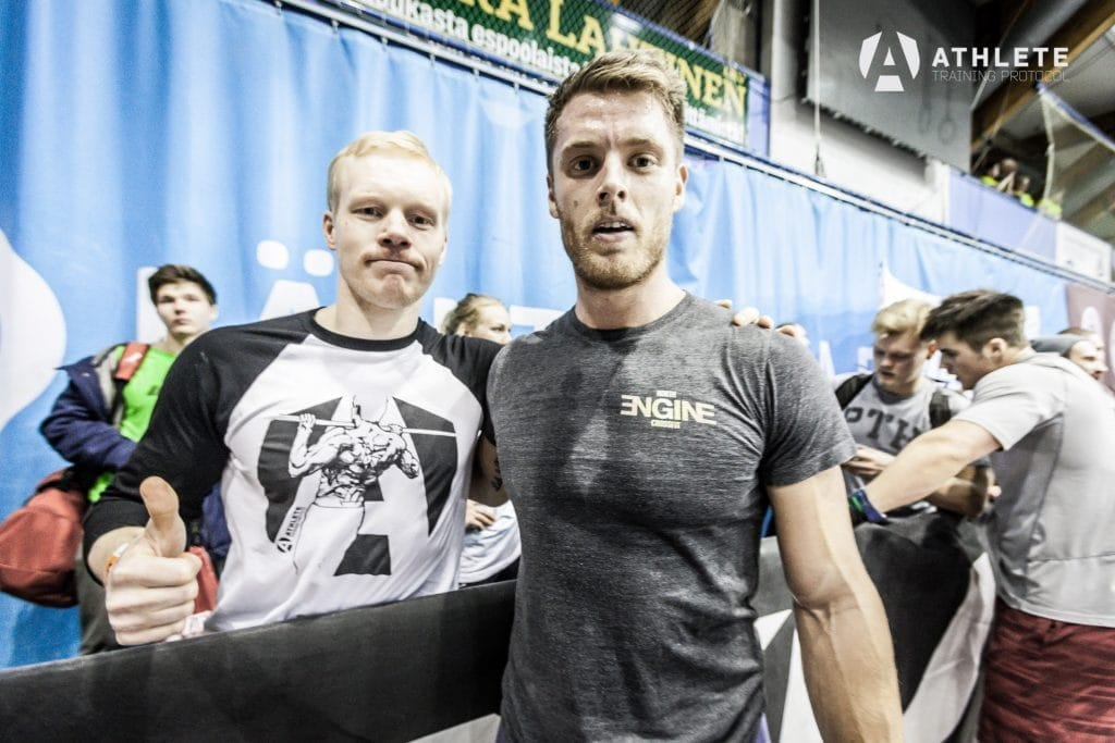 Meet Lasse Rantala: Founder of The Athlete Training Protocol