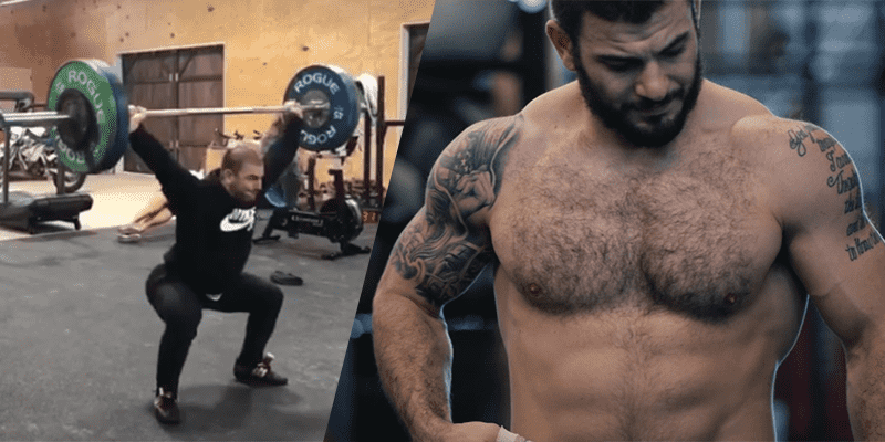 Snatch Technique Session With CrossFit Games Champ Mat Fraser