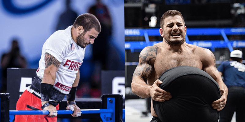 Check Out Mat Fraser's Brand New Home Gym
