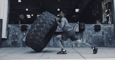 Nike-Tire-Flip back workouts