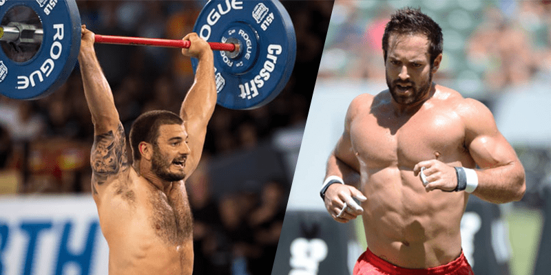 Fraser and Froning Team Up to Challenge the World to a Partner WOD