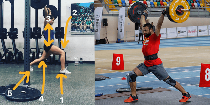 5 Common Split Jerk Mistakes (and How to Fix Them)