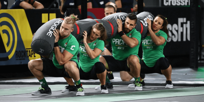 Full Details for All Changes to Team Competitions at 2018 Regionals and CrossFit Games